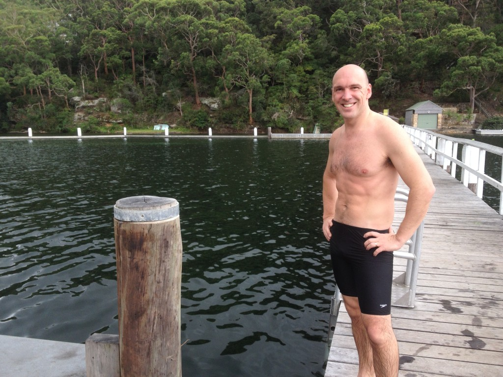 Gymea Bay baths