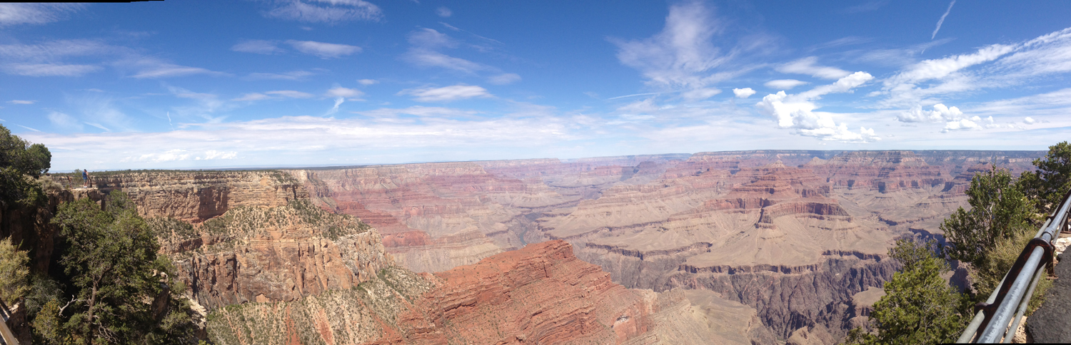 Grand Canyon pano - 1000pools